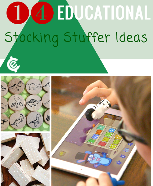 14 Educational Stocking Stuffer Ideas