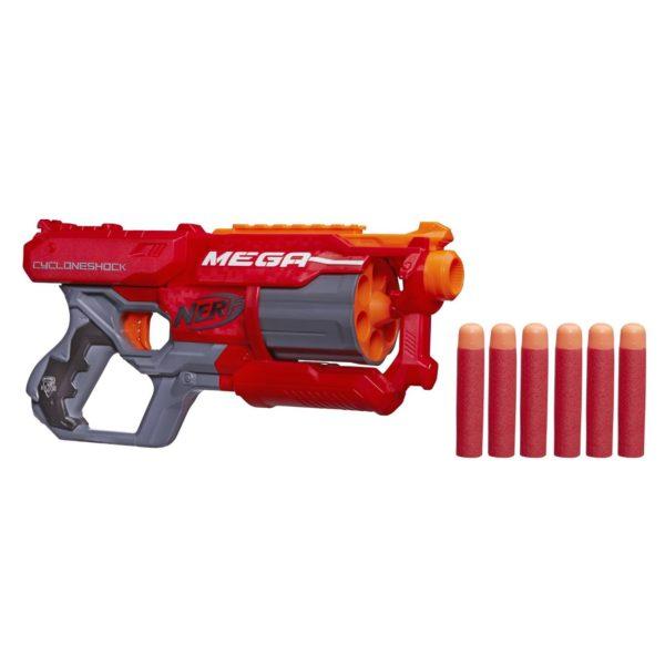Nerf N-Strike Elite Mega CycloneShock Blaster $9.97