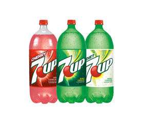 Buy One Get One Liters of 7up