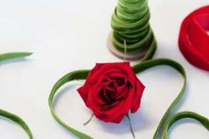 DIY Holiday Wedding Flowers