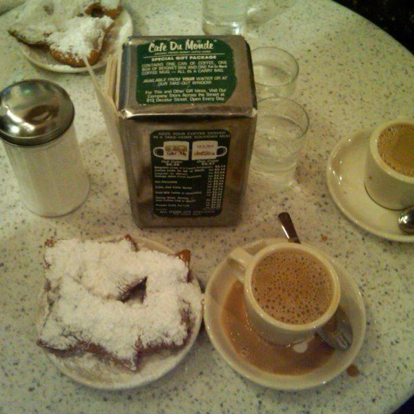 2016 Bucket List – Cafe Du Monde Beignets