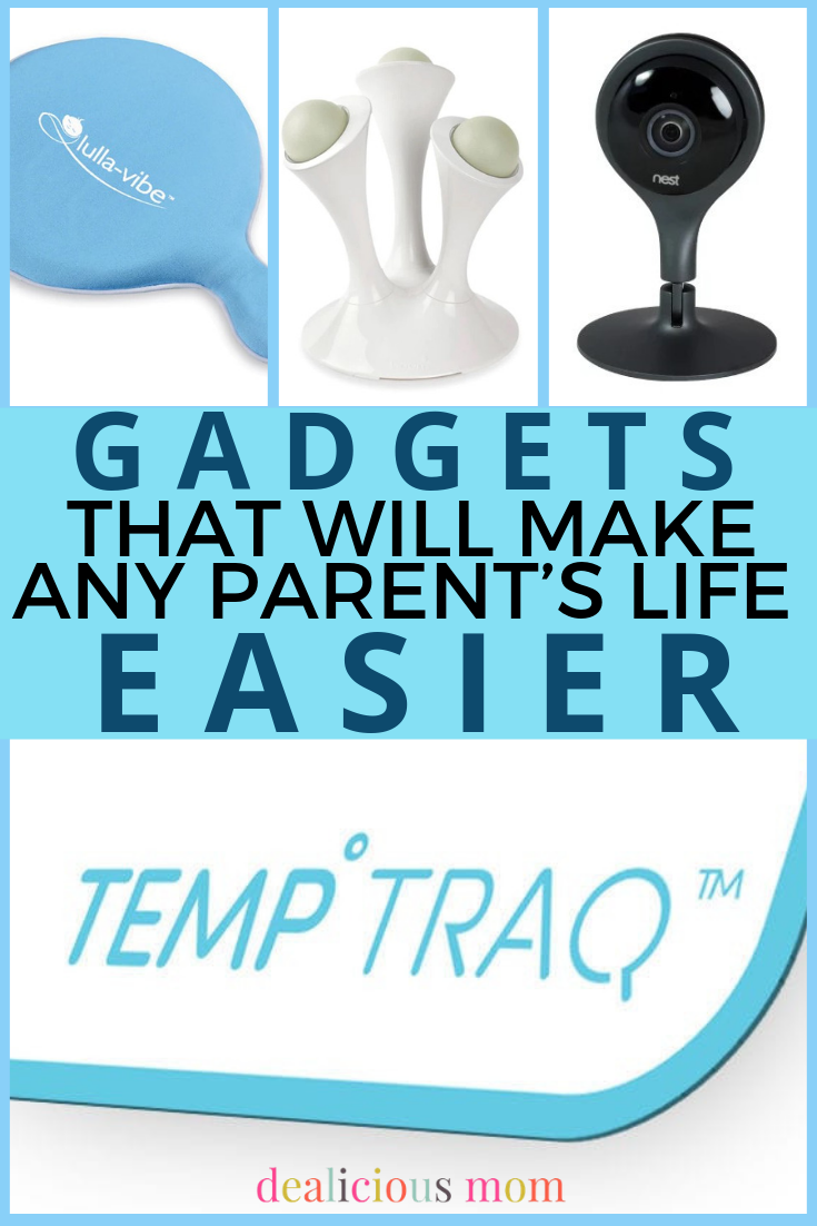 Parenting is tough but having the right tools makes any job easier. From time-saving technology to innovative gadgets the resources available today are endless. In the spirit of making our days a bit easier I'm sharing a list of some of our favorite and most useful gadgets. #gadgets #technology #innovative #parenting #safety #security