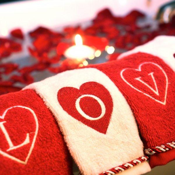 Valentine's Day DIY Pampering