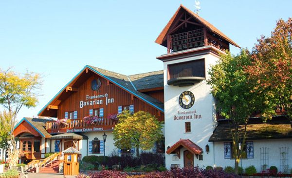 Family Vacation Deals: Frankenmuth Bavarian Inn & Restaurant (book by June 30, 2018)