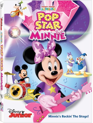 New DVD: Pop Star Minnie