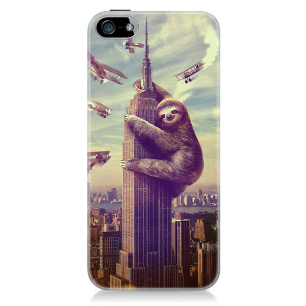 Sharp Shirter 15% Off Code and Review of Slothzilla Cell Phone Cover