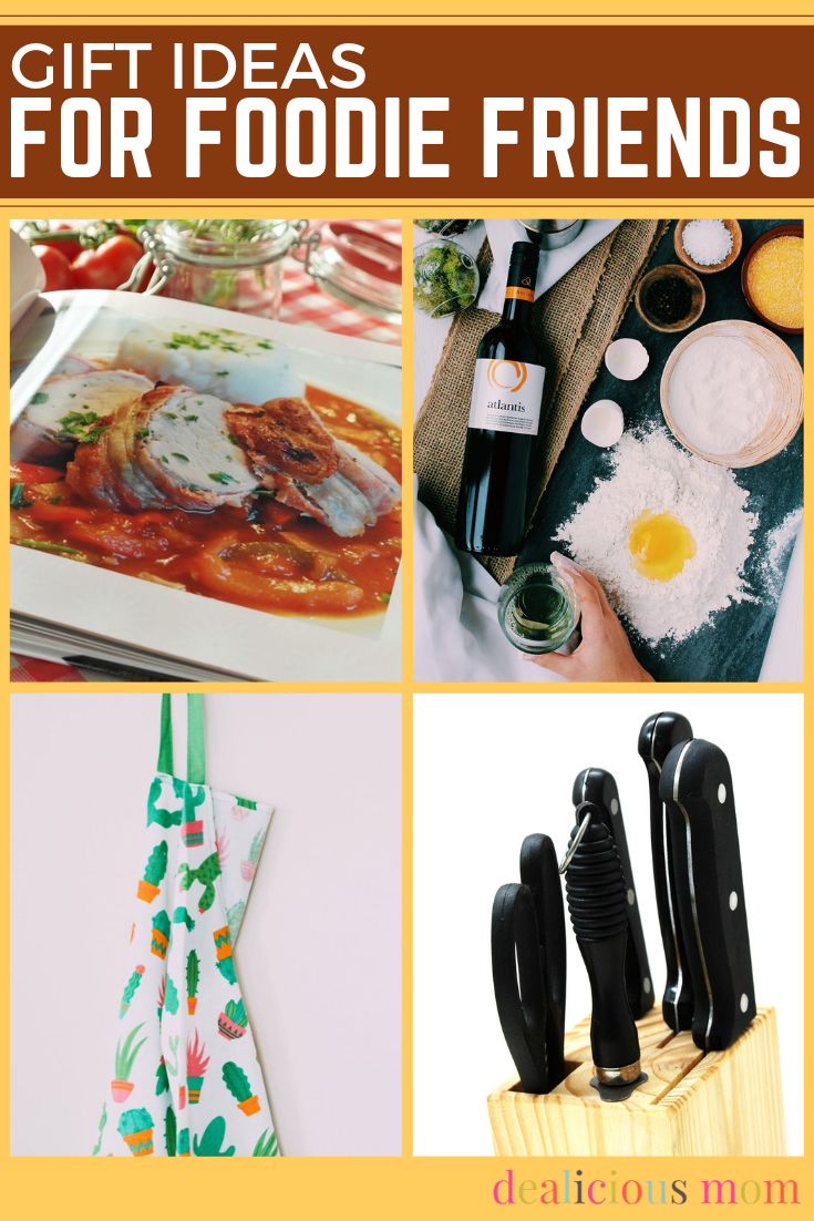 If you have a foodie friend with a birthday coming up check out our gift ideas and start looking for what's on sale.  #gift #giftideas #foodie #friends #birthday #birthdaygift #birthdaypresent