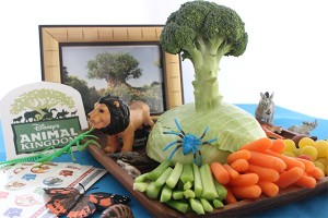 veggie-tray-idea-broccoli-tree
