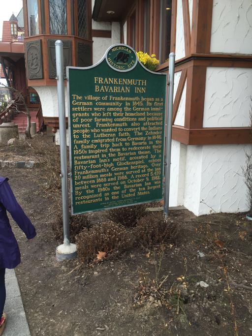 Frankenmuth Bavarian Inn Historic Site