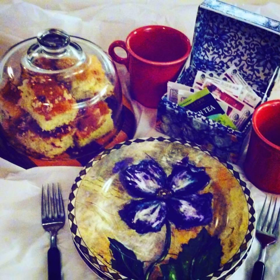 Foolproof Tea & Cake for Mom