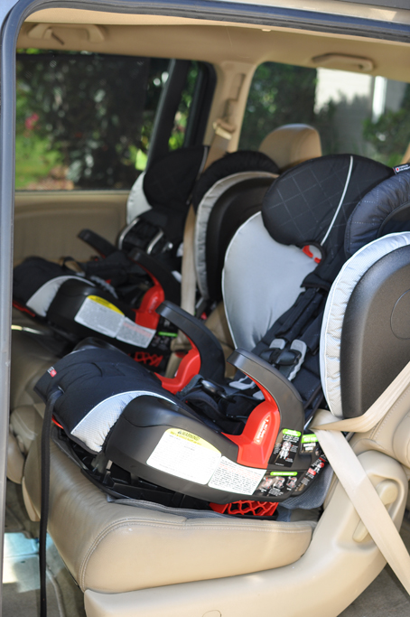 Clicktight Installation: Britax Car Seats