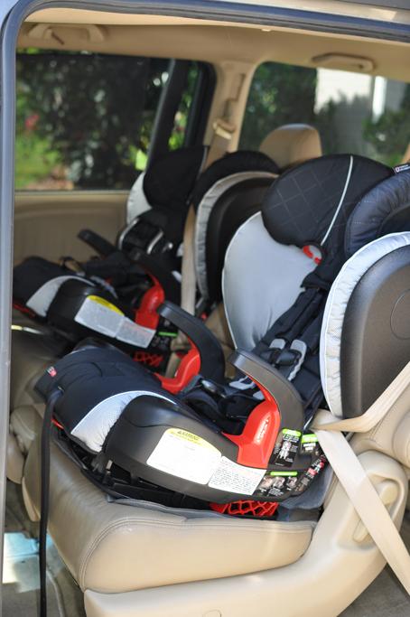 Clicktight Installation: Britax Car Seats