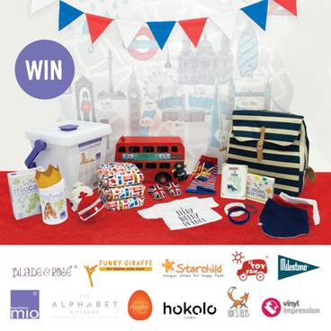 Win a Baby Stuff Prize Pack from Bambino Mio
