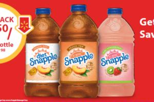 snapple-walmart-rollback