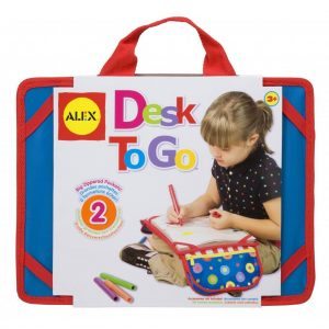 best gift kids age 2 to 4 portable studio desk