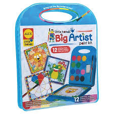 best gifts kids age 2 to 4 paint kit