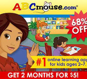 ABC Mouse 5 dollars