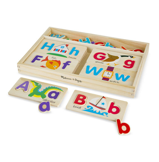 best gifts kids age 2 to 4 wooden abc board