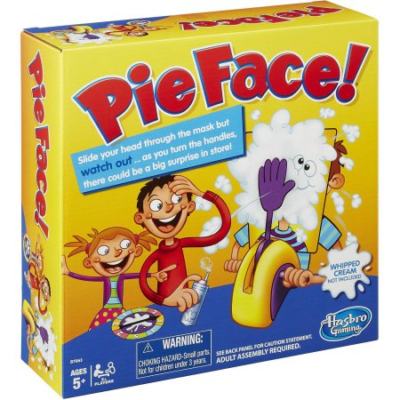 pie face free game
