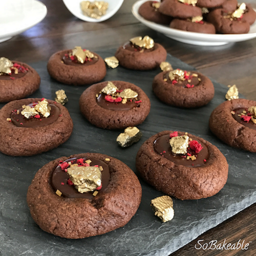 so bakeable chocolate cookies