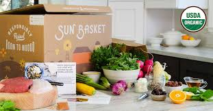 Sun Basket Organic Meal Kit – FREE Delivery on First Order