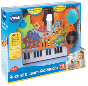 best gift kids age 2 to 4 music recording set