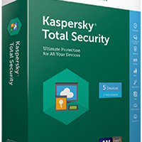 50% off Kaspersky Labs