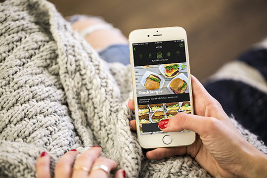 Get Your FREE Burger at Shake Shack with their New Shack App