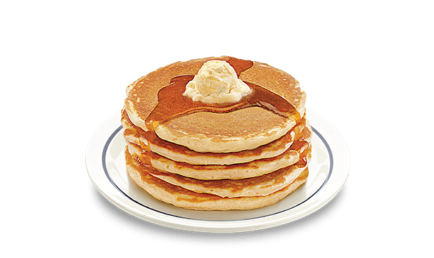Tuesday, March 7 – Get a FREE Short Stack at IHOP