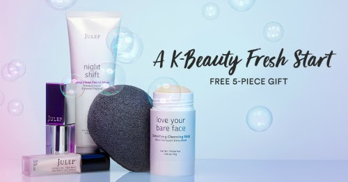 Sign Up for Julep and Get a FREE 5-Piece Gift