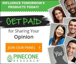 Earn Money for Taking Surveys