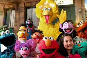 Sesame Street FREE tour