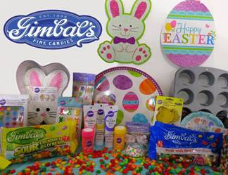 Gimbals 2017 Easter Giveaway