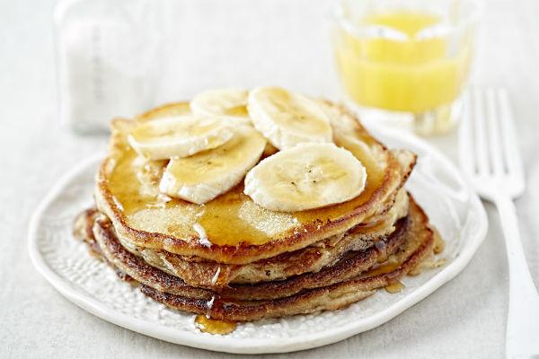 Easy Coconut Flour Pancakes