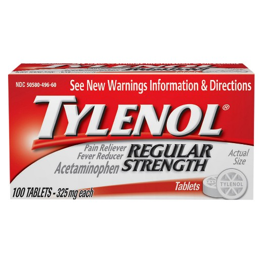 Get a FREE $5 Target Gift Card When You Buy Tylenol (expired)