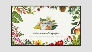 chobani 10th anniversary