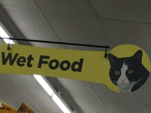 cat food at dollar general