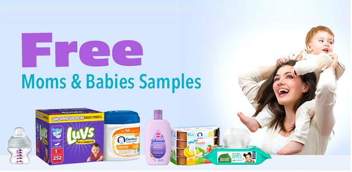 25 Free Baby Samples for New Moms