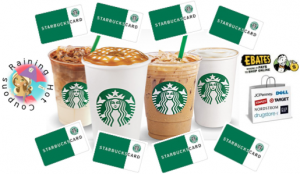 free starbucks gift card