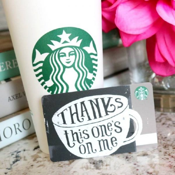 Easy Ways to Earn a Free Starbucks Gift Card