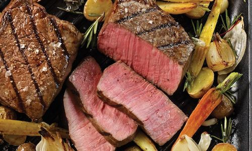Save 50% & More on Amazing Holiday Steak Packages from Omaha Steaks