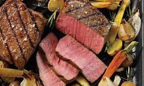 Save over 50% on Omaha Steaks